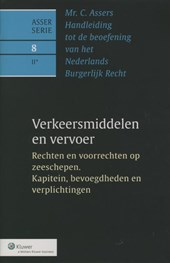 Asser-serie 8-II* : Rechten en voorrechten op zeeschepen