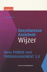 Meer POWER met Timemanagement 2.0 | Peter Vos ; P.H. Vos ; Mark Balkenende |