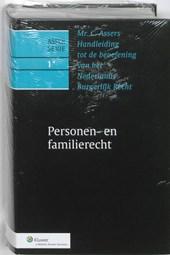 Asser-serie 1* : Personen- en familierecht