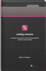 Drafting contracts | Willem J.H. Wiggers |