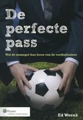 De perfecte pass, Wat de manager kan leren van de voetbaltrainer