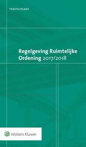 Tekstuitgave Regelgeving Ruimtelijke Ordening