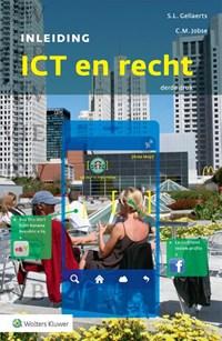 Inleiding ICT en recht | S.L. Gellaerts ; C.M. Jobse |