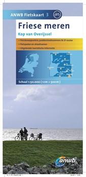 ANWB fietskaart 3 : Friese meren