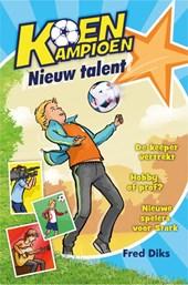 Nieuw talent