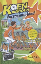 Eerste interland 9+ | Fred Diks |