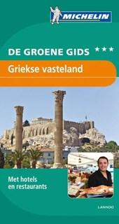 Groene Michelingids Groene gids Griekse vasteland