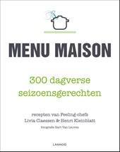 Menu Maison (E-boek)