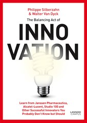 The Balancing act of Innovation (E-boek) | Philippe Silberzahn |