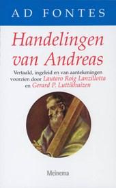 Handelingen van Andreas