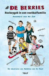 Hockeygek in een voetbalfamilie