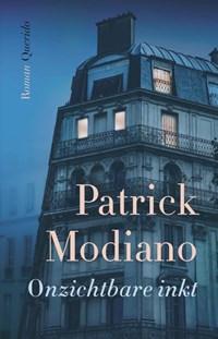 Onzichtbare inkt | Patrick Modiano |