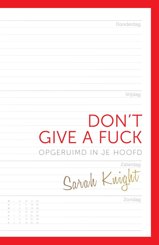 Don't give a fuck