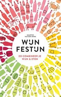 Wijnfestijn   Maarten van den Dries  
