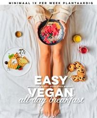 Easy Vegan All-day Breakfast | Living the Green life ; Sanne van Rooij |