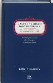 Gastronomisch woordenboek Frans-Nederlands Nederlands-Frans