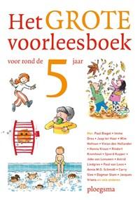 Het grote voorleesboek voor rond de vijf | Marie Lotte Hagen |