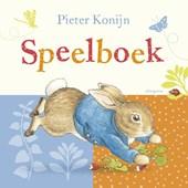 Pieter Konijn: Speelboek