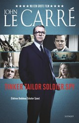 Tinker tailor, soldier spy | John Le Carre |