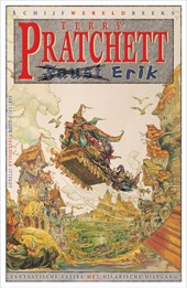 Schijfwereldreeks Faust / Erik | Terry Pratchett |