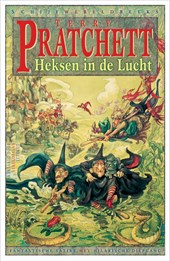 Schijfwereldreeks Heks in de lucht | Terry Pratchett |