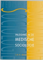 Inleiding in de medische sociologie