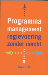 Programmamanagement | H. Licht |