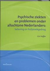 Psychische ziekten en problemen onder allochtone Nederlanders