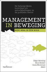 Management in beweging | auteur onbekend |