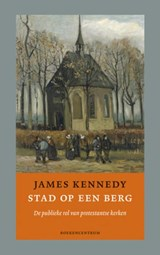 Stad op een berg | James Kennedy |