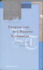 Exegese van het Nieuwe Testament