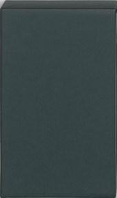 Bijbel NBG Liedboek Zwart kunstleer