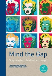 Mind the gap - Stappenplan identiteit en imago