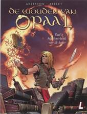 Wouden van opaal 02. het toverboek van de ketter