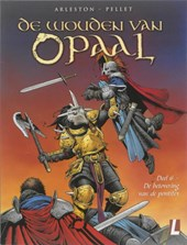 Wouden van opaal 06. de betovering van pontifex