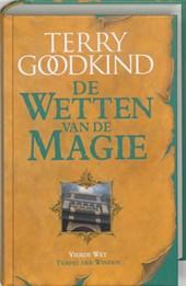 De Wetten van de Magie - Tempel der winden - De vierde wet van de magie