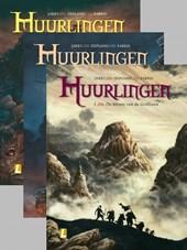 2015 Winterpakket 2 : Huurlingen compleet - dl.1,2,3