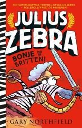 Julius Zebra - 2 Bonje met de Britten
