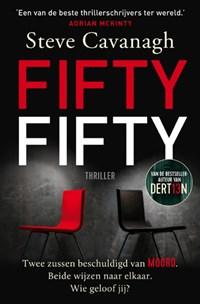 Fiftyfifty   Steve Cavanagh  