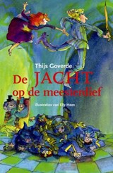 De jacht op de meesterdief | Th. Goverde |