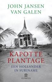 Kapotte plantage