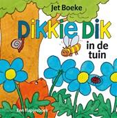 Dikkie Dik: In de tuin (flapjesboek)