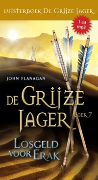 Losgeld voor Erak   John Flanagan  