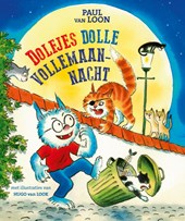 Dolfjes dolle vollemaannacht prentenboek | Paul van Loon |