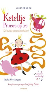 Prinses op les