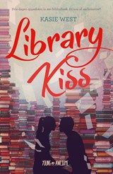 Library kiss | Kasie West |
