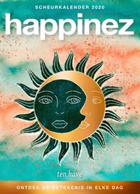 Happinez spirituele scheurkalender 2020   Lisette Thooft  