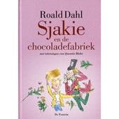 Sjakie en de chocoladefabriek - nostalgische