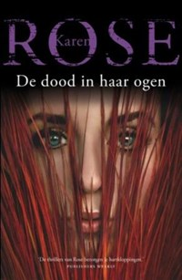 De dood in haar ogen | Karen Rose |