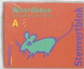 Stenvert taalblok 5 ex / A / deel Woordkeus